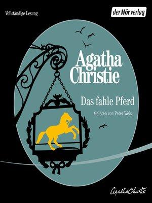cover image of Das fahle Pferd