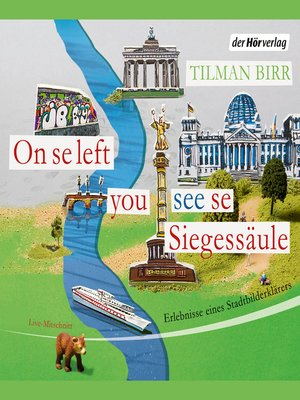cover image of On se left you see se Siegessäule