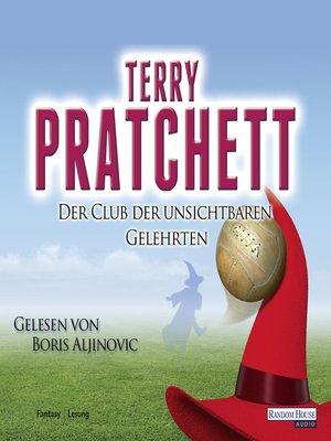 cover image of Der Club der unsichtbaren Gelehrten