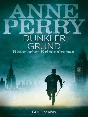 cover image of Dunkler Grund