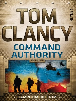 cover image of Command Authority
