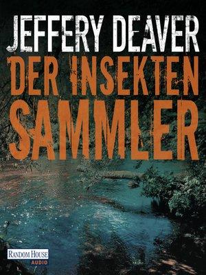 cover image of Der Insektensammler