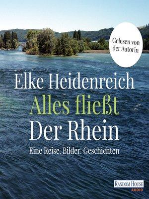 cover image of Alles fließt