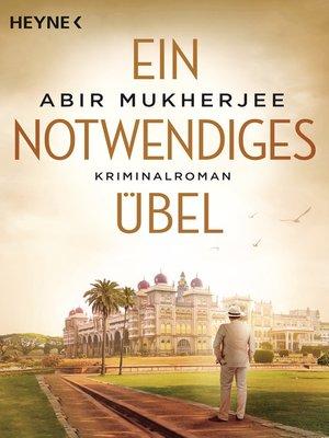 cover image of Ein notwendiges Übel