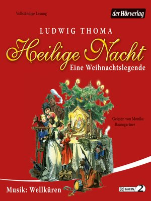 cover image of Heilige Nacht
