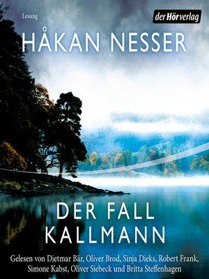 cover image of Der Fall Kallmann