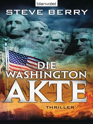 cover image of Die Washington-Akte