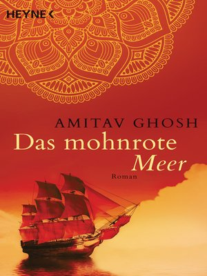 cover image of Das mohnrote Meer