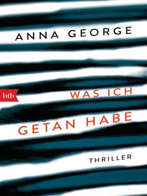 cover image of Was ich getan habe