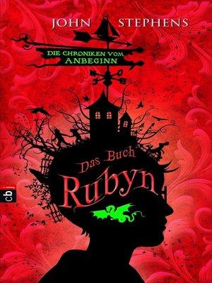 cover image of Das Buch Rubyn