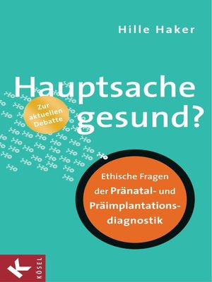 cover image of Hauptsache gesund?