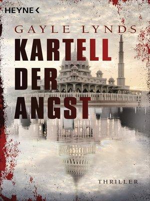 cover image of Kartell der Angst
