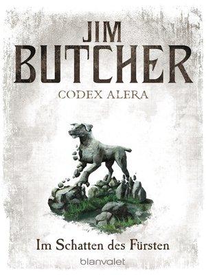 cover image of Codex Alera 2