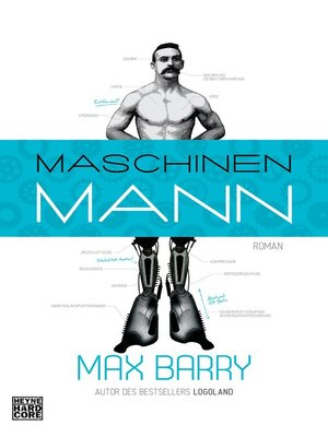 cover image of Maschinenmann