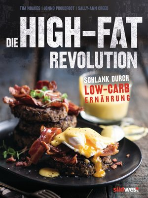 cover image of Die High-Fat-Revolution