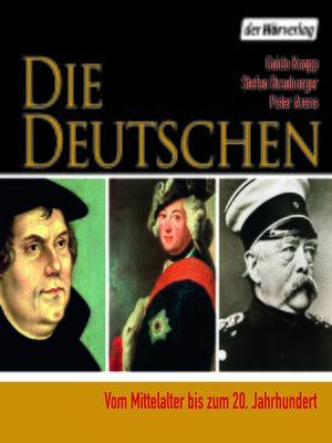 cover image of Die Deutschen