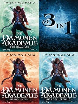 cover image of Die Dämonenakademie (3in1-Bundle)
