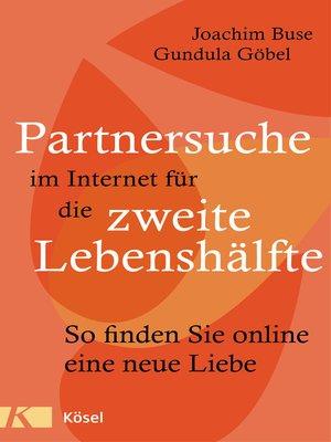 cover image of Partnersuche im Internet für die zweite Lebenshälfte