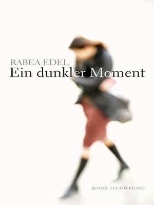 cover image of Ein dunkler Moment