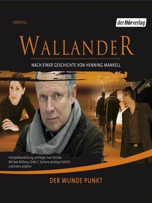 cover image of Der wunde Punkt