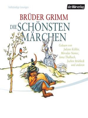 cover image of Die schönsten Märchen