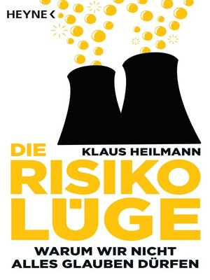 cover image of Die Risikolüge
