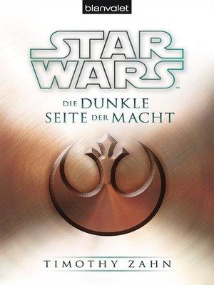 cover image of Star Wars<sup>TM</sup> Die dunkle Seite der Macht