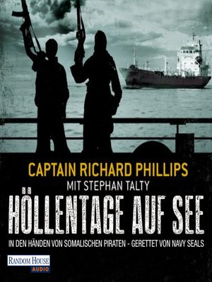 cover image of Höllentage auf See