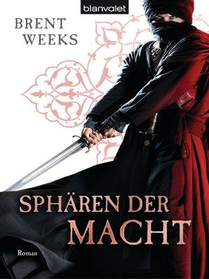 cover image of Sphären der Macht