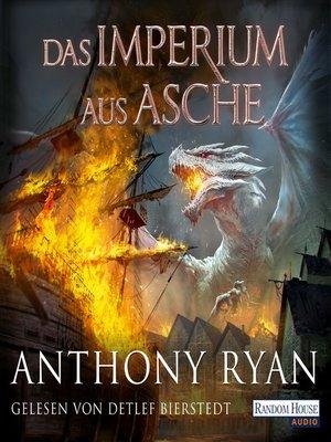 cover image of Das Imperium aus Asche