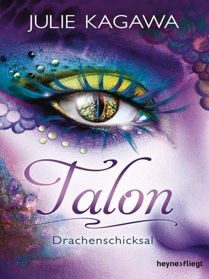 cover image of Talon--Drachenschicksal (5)