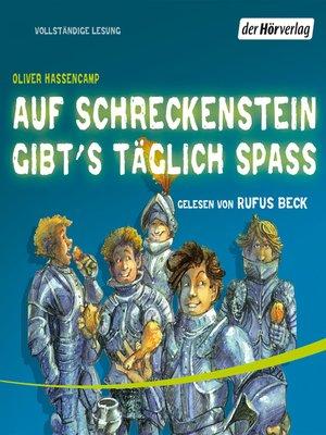 cover image of Auf Schreckenstein gibt's täglich Spaß