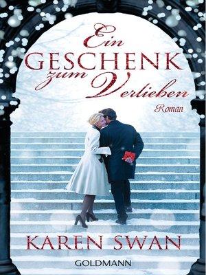 cover image of Ein Geschenk zum Verlieben
