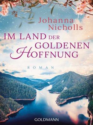 cover image of Im Land der goldenen Hoffnung