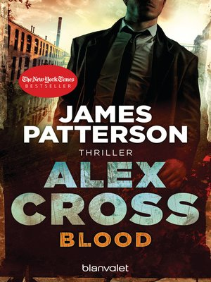 cover image of Blood--Alex Cross 12 -