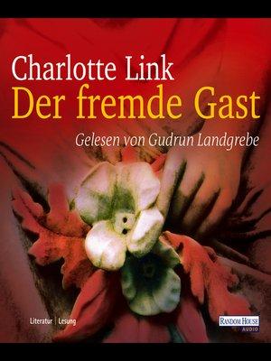 cover image of Der fremde Gast