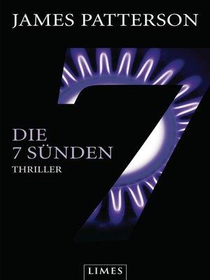 cover image of Die 7 Sünden--Women's Murder Club -