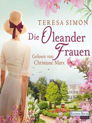 cover image of Die Oleanderfrauen