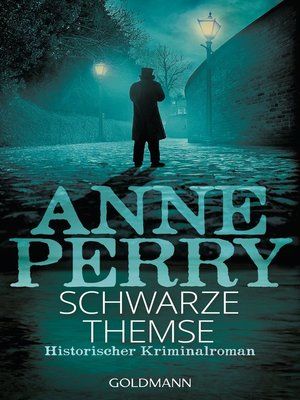 cover image of Schwarze Themse