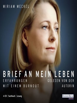 cover image of Brief an mein Leben