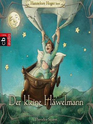 cover image of Der kleine Häwelmann
