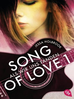 cover image of SONG OF LOVE--Als wir uns fanden