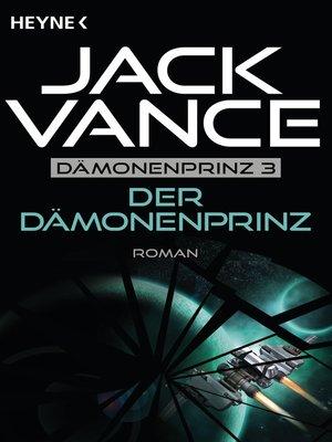 cover image of Der Dämonenprinz