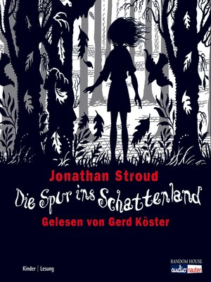 cover image of Die Spur ins Schattenland