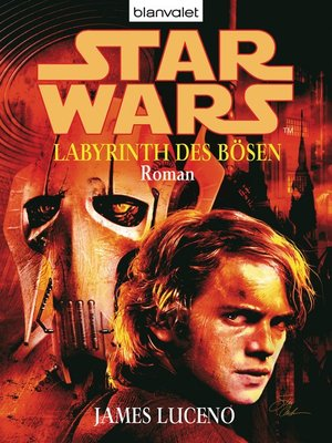 cover image of Star Wars. Labyrinth des Bösen