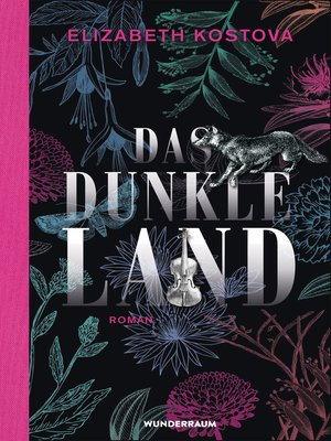 cover image of Das dunkle Land
