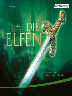 cover image of Die Elfen (1)