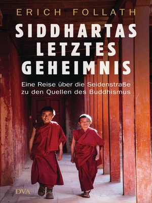 cover image of Siddhartas letztes Geheimnis