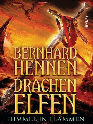cover image of Drachenelfen--Himmel in Flammen