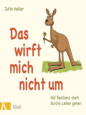cover image of Das wirft mich nicht um